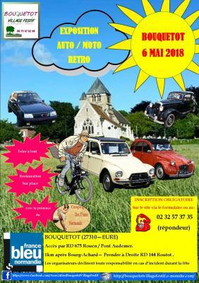 Affiche expo auto moto 2018